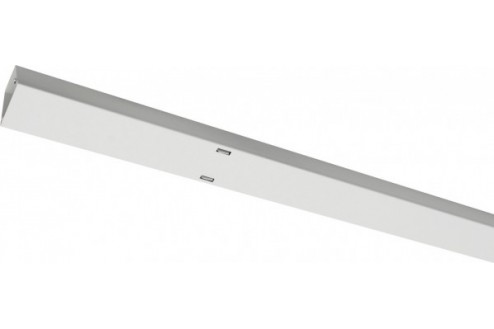 BLANK Mall LED L2829mm RAL9003