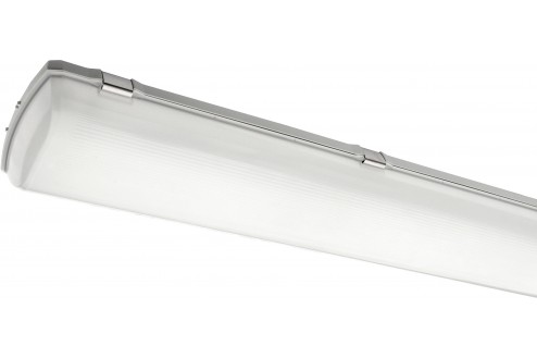 Waterproof and cleanroom luminaires